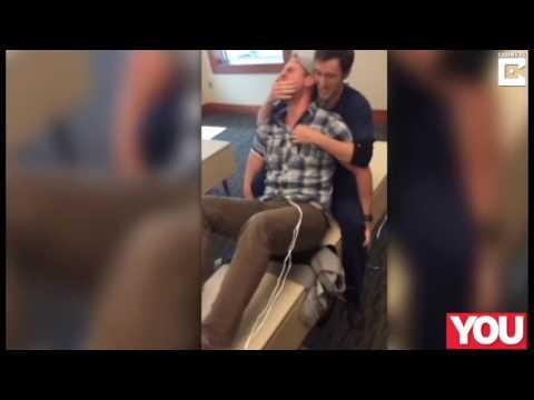 Man Experiences Labour Pains for 20 seconds