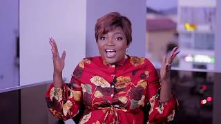 Funke Akindele Bello steps Out For Yemi Alade's Album listening Party