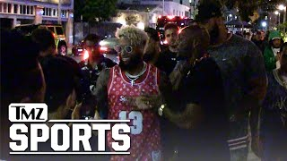 Aqib Talib to Odell Beckham: Help Me Get This Club Off!! | TMZ Sports