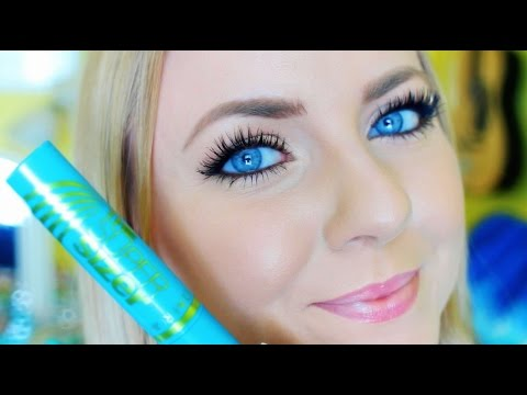 Review & Demo: CoverGirl The Super Sizer Mascara