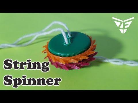 Spinner of my Childhood (90s kids string Fidget)