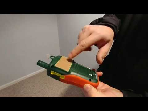 Using a Moisture Meter to find water damage (Part 2 of 2)