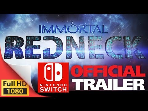 Immortal RedNeck gameplay on Switch