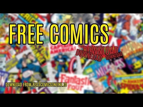 Comic Books FREE DOWNLOAD! ReadComicOnline.to