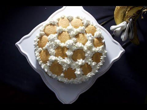 How to make Banana Pudding Cake - I Heart Recipes
