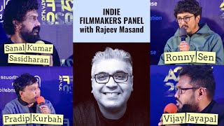 Independent Filmmakers Panel with Rajeev Masand I Arthouse Asia Film Festival
