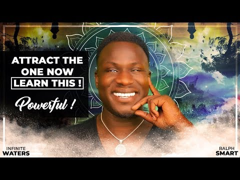 How to Attract THE ONE NOW (Learn This!) Powerful!