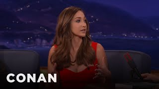 Jamie Lee Wanted A Husband Because All Her Friends Had One  - CONAN on TBS