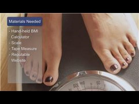 Fitness and More : How to Calculate My Body Mass Index