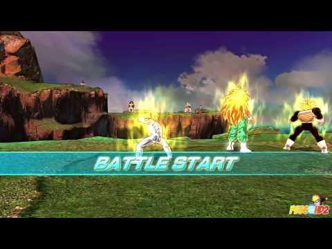 Dragon Ball: Battle Of Z - Online Coop #1 - Mission 51 -  Noble Saiyan Blood