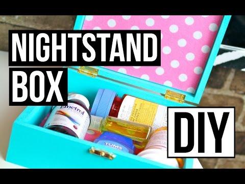 DIY NIGHT STAND BOX [EPISODE 2]