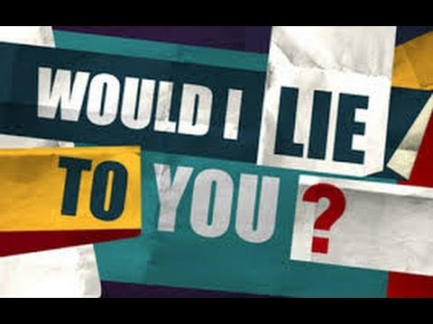 Would I Lie to You?  Series 7 Episode 6