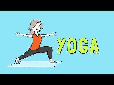 Wellcast - Benefits of Yoga