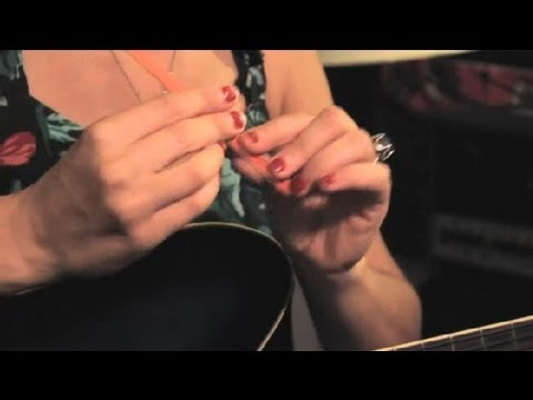 Healing Tips for Guitar Calluses : Guitar Tips & Maintenance