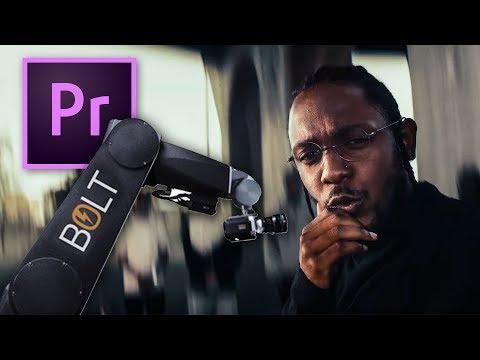 FAKE ROBOT Camera MOVEMENT (Kendrick Lamar - Humble) - Premiere Pro