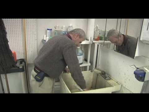 Saferestore plastic sink test