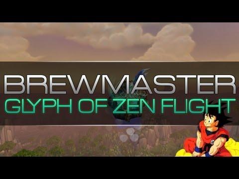 Monk Glyph - Zen Flight - Ner Ner Druids ;)
