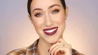 Easy Everyday Fall Makeup Tutorial 💋