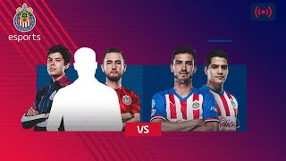 EN VIVO: Beto Avila y Rapid Bunny vs. Oswaldo Alanís y 'Chapo' Sánchez | FIFA 19 | Chivas esports
