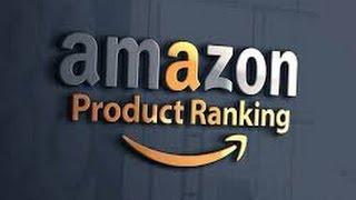 Amazon Product Ranking New Update 2016