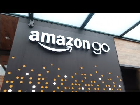 VISITING AMAZON GO BEFORE COOPERS AUTISM APPOINTMENT