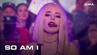 Ava Max  So Am I At Sunrise Tv Show 29042019