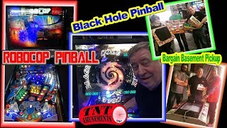 Data East - Tales from the Crypt pinball machine - first test