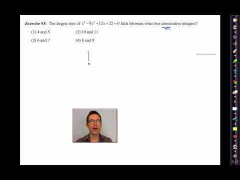 Common Core Algebra II.Unit 10.Lesson 2.Graphs and Zeroes of a Polynomial