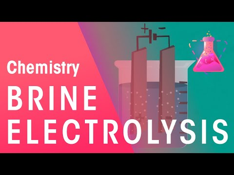 Electrolysis of Brine | Chemistry for All | FuseSchool