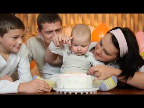 Sweets, Treats and Lots Of Fun.. Our Son Is Turning 1!! Video Invitation