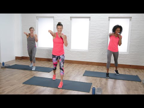 30-Minute Full-Body No-Equipment Cardio Workout to Blast Calories | Class FitSugar