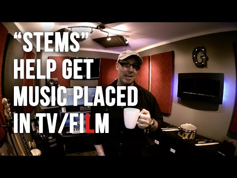 Increasing your odds of TV/Film music placement