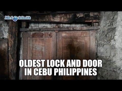 Oldest Lock and Door in Philippines | Mr. Locksmith Video