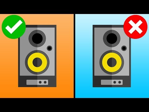 How To Make Your Studio Monitors Sound Better - BehindTheSpeakers.com