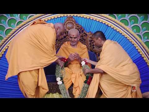 Guruhari Darshan 7-9 Jun 2018, Limbdi, India