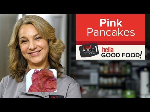 Pink Pancakes - GELLMAN GIRLS