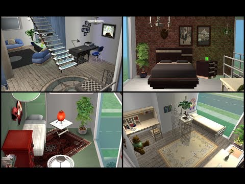 ♢ The Sims 2 ♢ Interior Design ♢ Pt 2 ♢
