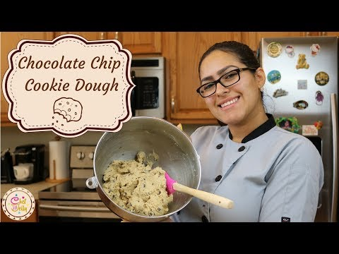 Perfect Easy CHOCOLATE CHIP COOKIE DOUGH Recipe