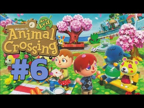 Animal Crossing: New Leaf :: #6 :: Assessing the Damage