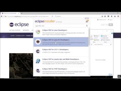 Install Eclipse With Maven