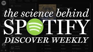 The Science Behind Spotify