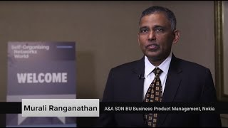 Executive interview with Murali Ranganathan around SON