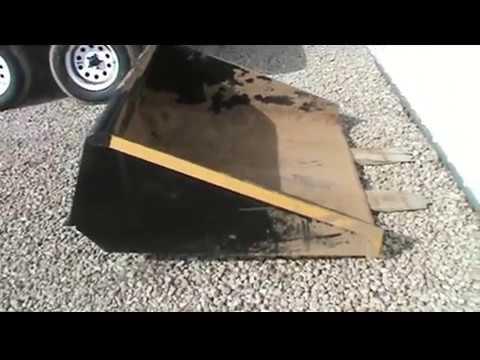 Custom Skid Steer Bucket