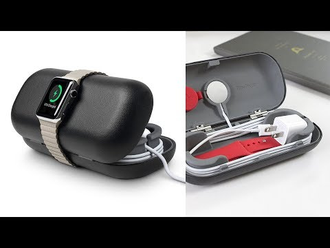 A Surprising Tool To Help You Apple Watch accessory travel case under 50$ 2018
