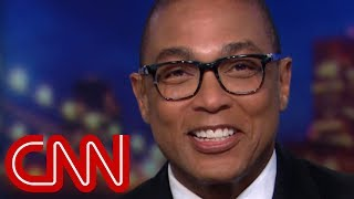 Don Lemon laughs off Trump