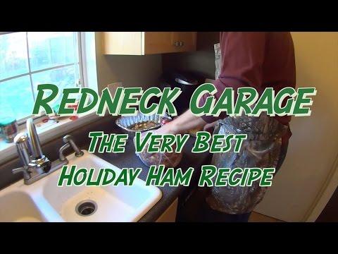 Thanksgiving or Christmas Ham Better Than Honeybaked Ham - Revisited