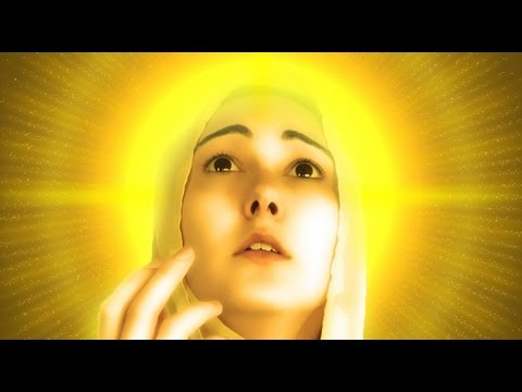 Photoshop Tutorial: How to Make an Illuminating, Religious Icon or Painting of Someone.