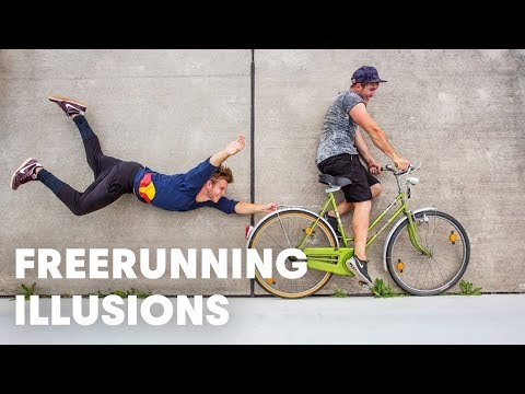 Jason Paul's Freerunning Illusions
