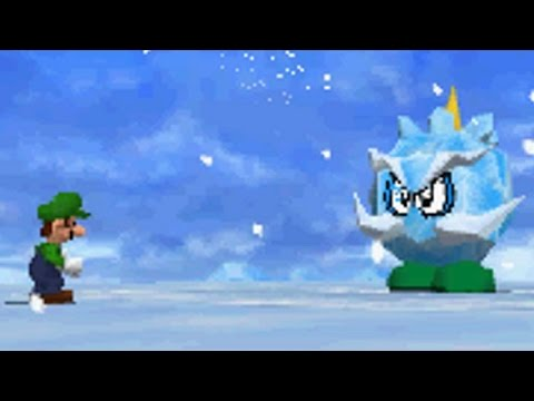 Super Mario 64 DS Walkthrough - Part 10 - Chief Chilly Challenge