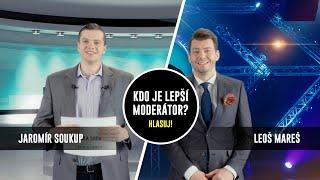 Jaromír Soukup vs. Leoš Mareš – SOUBOYZ rap battle